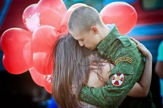 любовь к солдату фото