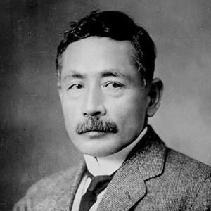 Нацумэ Сосэки фото