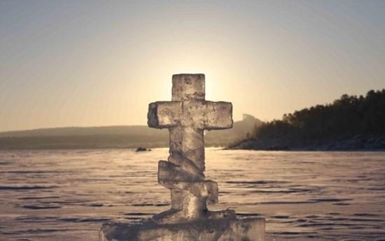 Крещенская вода.