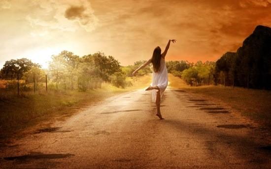 У нас одна дорога - жизнь!