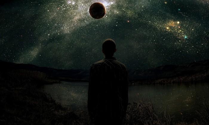 Я вижу ночь