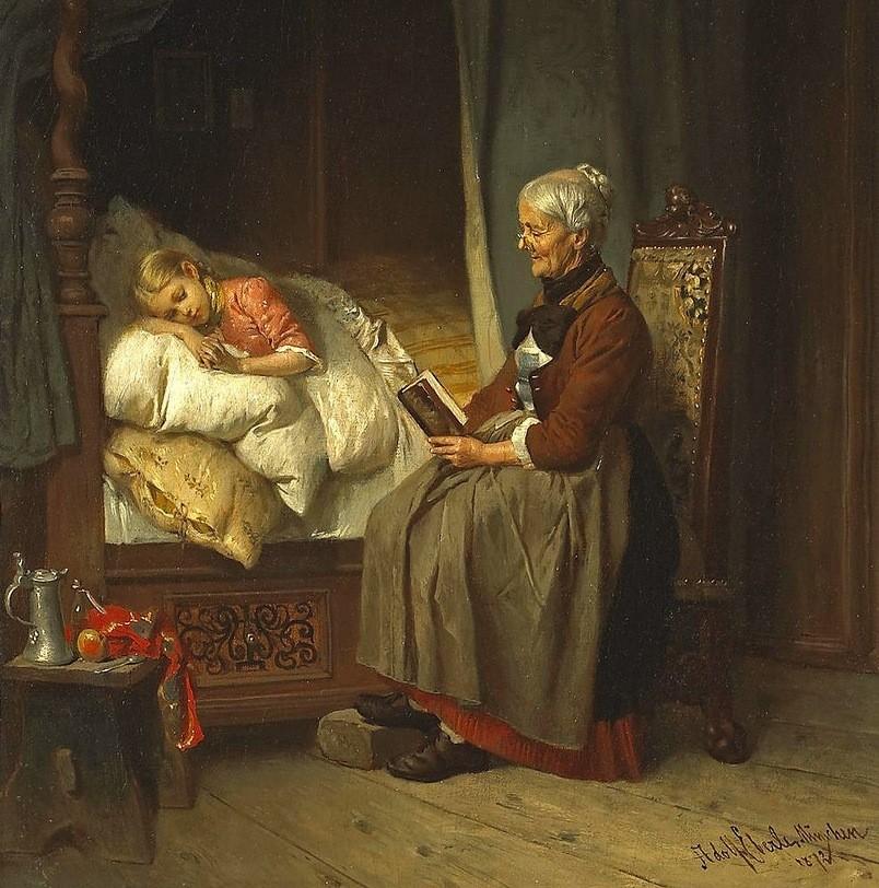 Бабушкина сказка