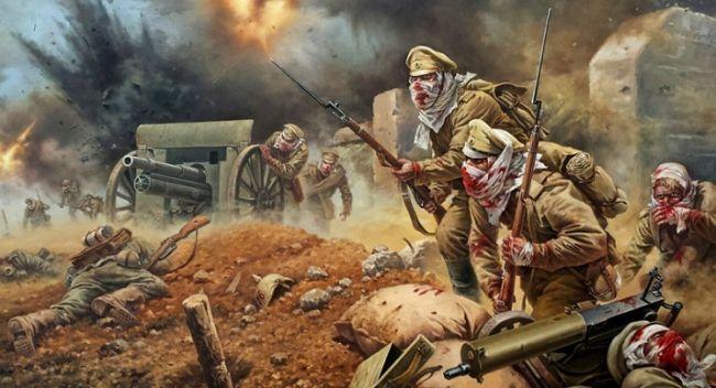 Битва за Осовец
